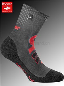 Rohner Socken HIKING KIDS - 135 anthracite