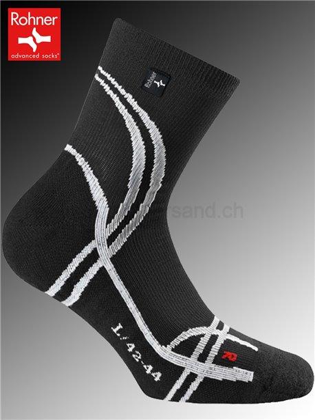 Rohner Socken HIGH TECH - 009 schwarz