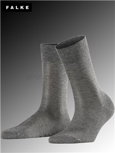 SENSITIVE MALAGA Socken - 3399 light grey