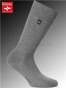 Rohner Socken DELÉMONT - 135 anthracite