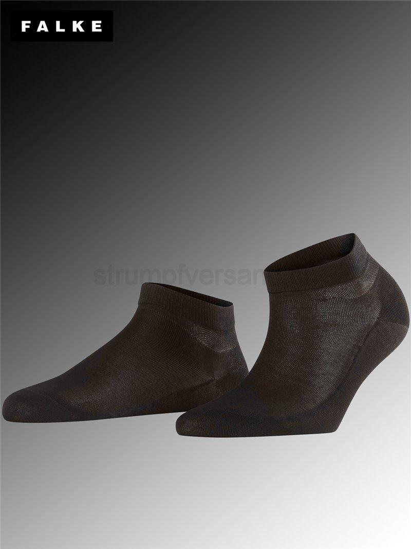 3er-Pack Falke Cotton Delight Damen Sneaker Strümpfe 47555