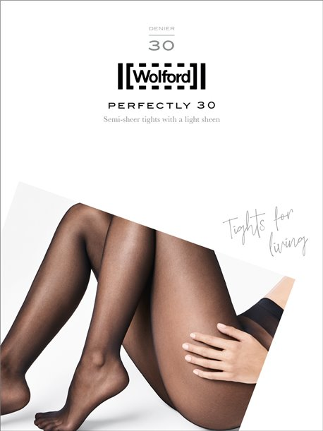 Wolford PERFECTLY 30 - Strumpfhose