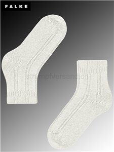 Falke Bettsocken - 2049 off-white