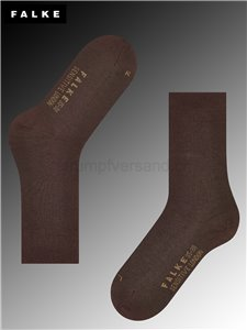 Falke SENSITIVE LONDON - 5239 dark brown