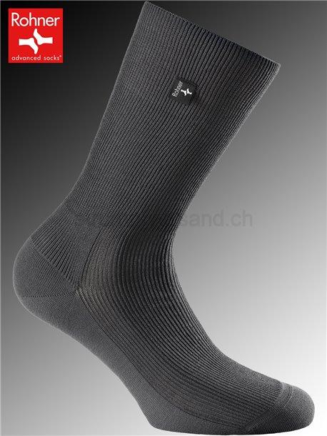 Rohner Socken PLATIN - 135 anthracite