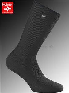 Rohner Socken GENIUS - 009 schwarz