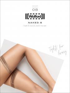 Wolford halterlose Strümpfe - NAKED 8