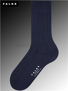 Herrensocken LHASA RIB - 6370 dark navy