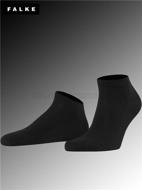 Falke SHORT Socken - 3000 schwarz