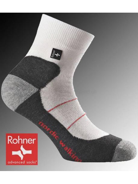Rohner Socken WALKING - 008 weiss