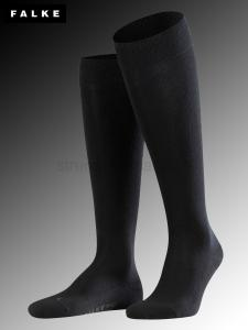 Kniesocken LONDON Sensitive - 3000 schwarz