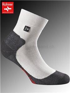 Rohner Socken SILVER EAGLE - 808 weiss
