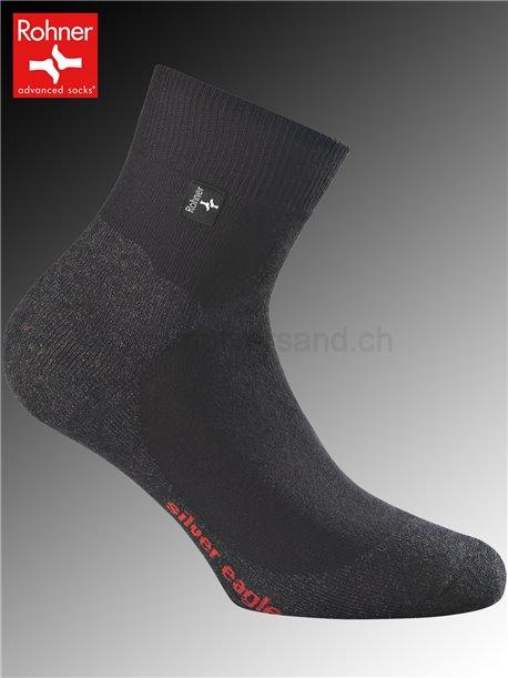 Rohner Socken SILVER EAGLE - 909 schwarz