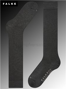 Kniesocken SENSITIVE LONDON - 3009 schwarz