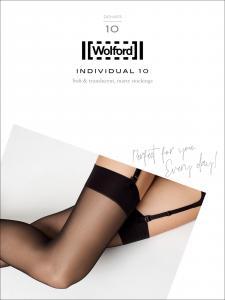 Wolford Strapsstrumpf - INDIVIDUAL 10