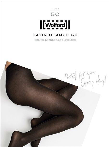 Wolford Strumpfhose - SATIN OPAQUE 50