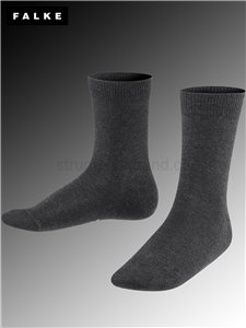 FAMILY Kindersocken - 3080 anthracite mel.
