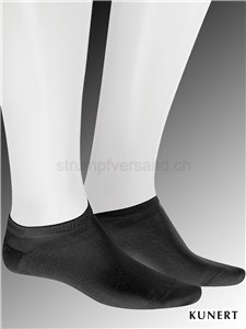 Sneaker Socken Fresh Up - 007 schwarz
