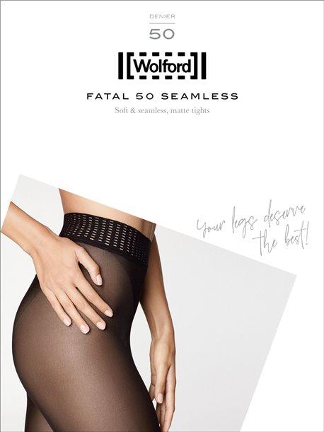 WOLFORD Strumpfhose - FATAL 50