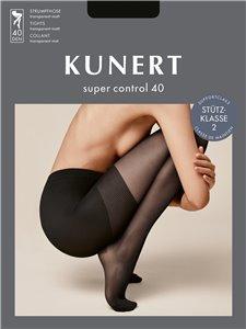 KUNERT Super Control 40 - Stützstrumpfhose