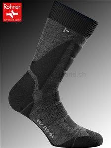 Rohner Socken BACK COUNTRY - 135 anthracite