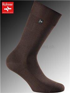 Rohner Socken DIAMOND - 047 braun
