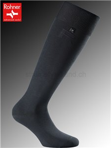 Rohner Kniesocken DIAMOND - 135 anthracite