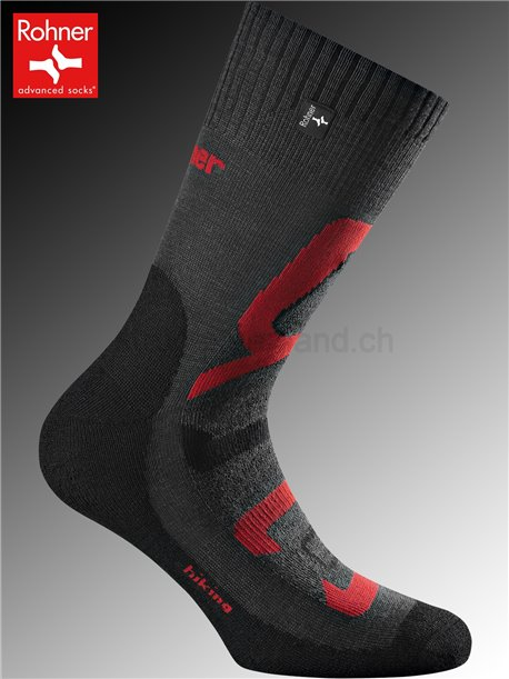 Rohner Socken HIKING - 135 anthracite
