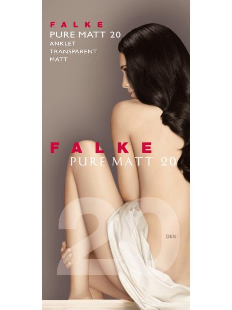 Falke - Pure Matt 20