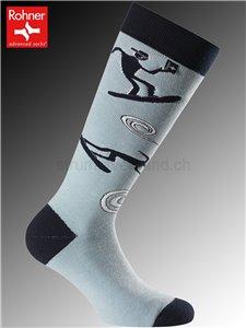 Rohner Socken SNOWDANCER - 069 iceblue