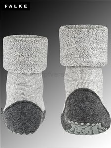 COSYSHOE Hüttenschuhe - 3400 light grey mel.