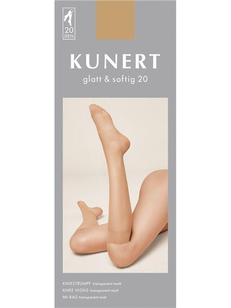 GLATT & SOFTIG 20 - Kniestrümpfe