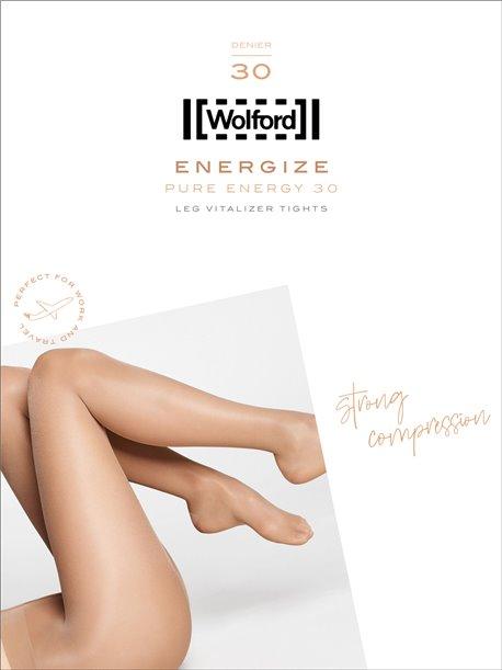 PURE ENERGY 30 - Wolford Stützstrumpfhosen