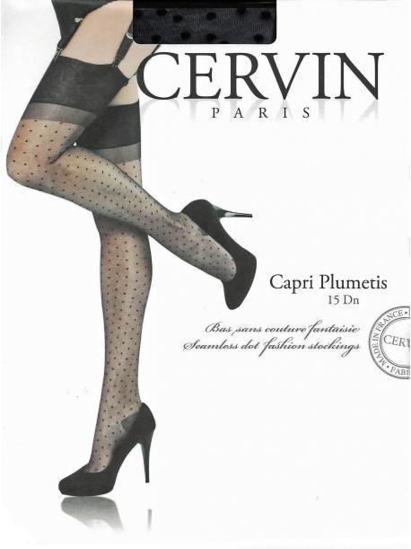 Cervin Capri Plumetis 15 - NYLONS