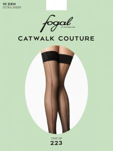 Fogal Nahtstrümpfe - CATWALK COUTURE