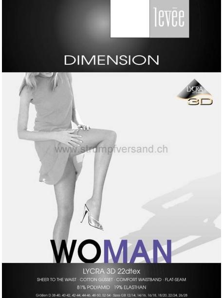 WoMan Dimension - Damen und Herren
