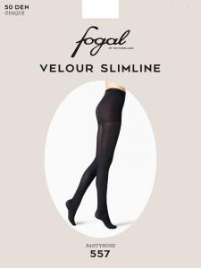 FOGAL Strumpfhose - Velour Slimline