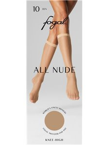 Fogal Kniestrümpfe - ALL NUDE