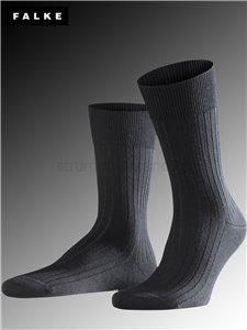 FALKE Bristol Socken - 3000 schwarz