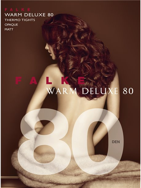 Thermo Strumpfhose - WARM DELUXE 80