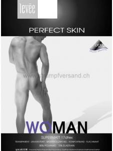 Herrenstrumpfhose - WoMan Perfect Skin
