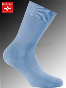 Rohner Socken CASABLANCA - 574 gletscher