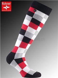 CAROLA Rohner Socken - 157 rot