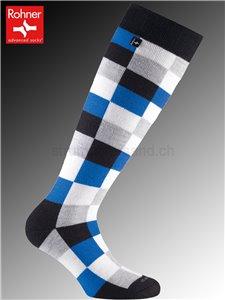 CAROLA Rohner Socken - 221 tanne
