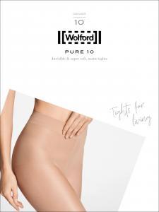 Wolford PURE 10 - Strumpfhose