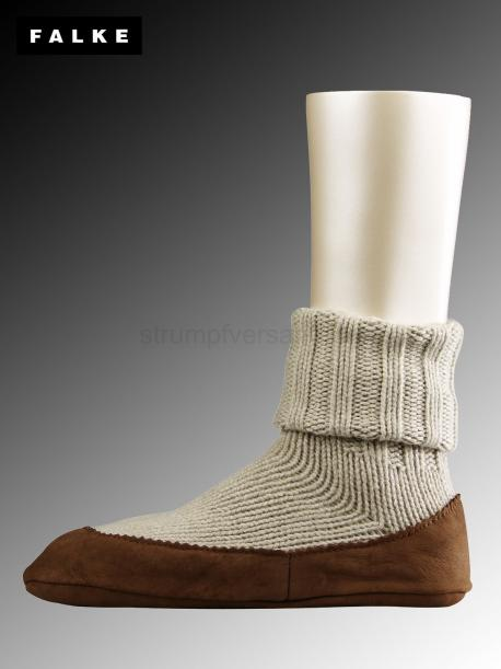 Cottage Sock - 4779 walnut
