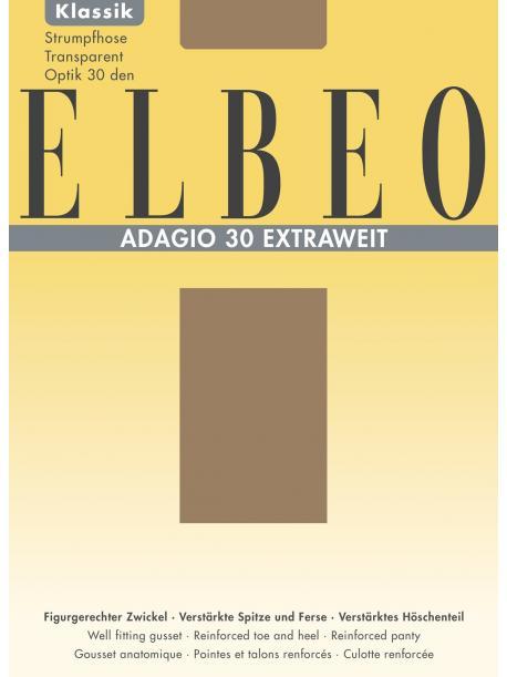 ADAGIO 30 EW - Elbeo Strumpfhosen