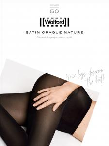 Satin Opaque Nature - Wolford Strumpfhose