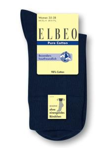 Pure Cotton Sensitive - Elbeo Damensocken