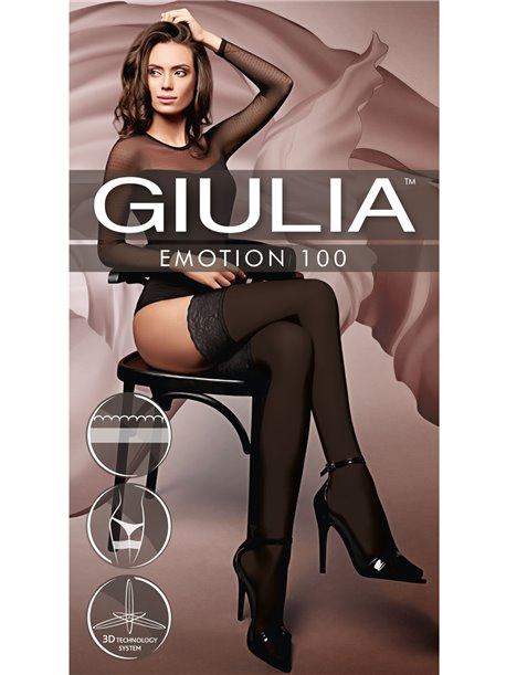 Emotion 100 - halterloser Strumpf